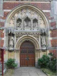 The West Door