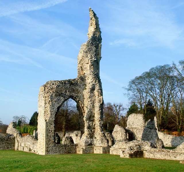 Thetford Priory1